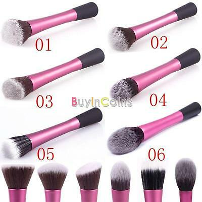 Professional Dense Concealer Powder Blush Foundation Brush Cosmetic Women Makeup