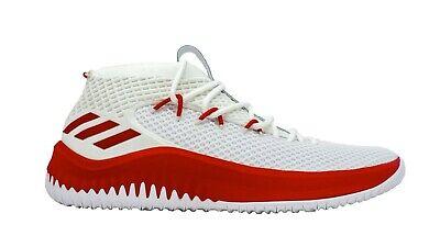 adidas Men Dame 4 NBA Red White
