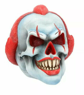 PLAY TIME SKULL CLOWN PENNYWISE NEMESIS NOW 18cms Horror UK SELLER 1ST CLASS P+P