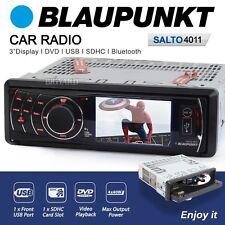 "BLAUPUNKT SALTO 4011 3"" TFT Single DIN USB SD Car CD DVD Stereo Player Headunit"