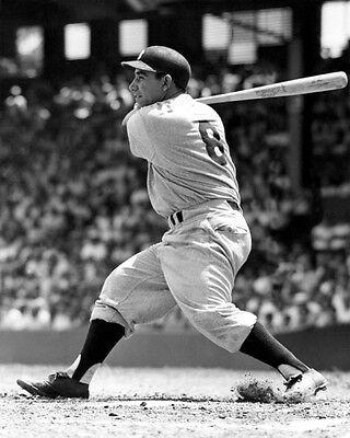 1957 New York Yankees YOGI BERRA Glossy 8x10 Photo Major League Baseball Print