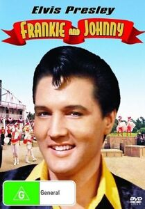 Elvis-Frankie-amp-Johnny-Donna-Douglas-Region-4-DVD-VGC