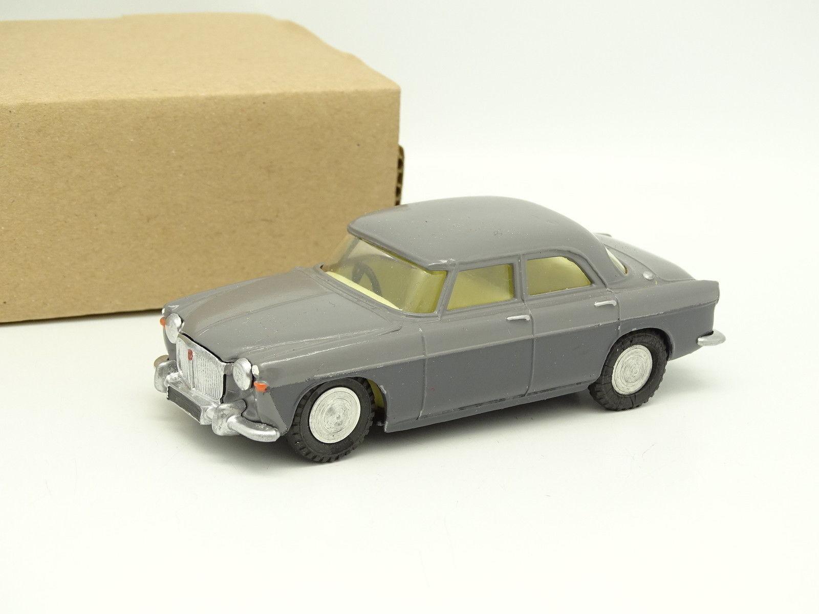 Spot On 1 43 - Rover P4 3L grigio