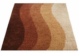 Mid-Century-Danish-Modern-Rya-Style-Shag-Rug-Carpet-Finn-Juhl-Look-5-X-7