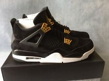 672c06e70bc item 4 Nike Air Jordan 4 Retro Royalty Black Metallic Gold 308497-032 Size  12 -Nike Air Jordan 4 Retro Royalty Black Metallic Gold 308497-032 Size 12