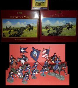 BRITAINS-ACW-SERIE-LIMITEE-3-SET-BOITE-31051-31073-31074-BRITAIN-039-S-CIVIL-WAR