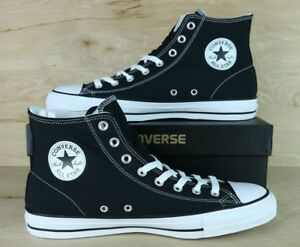 a896a2ac74491e Converse Chuck Taylor All Star Pro Ox Hi Top Black White Shoes ...