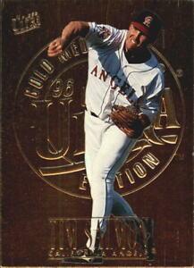1995 Fleer Ultra Gold Medallion Edition #145 Barry Larkin Cincinnati Reds Card