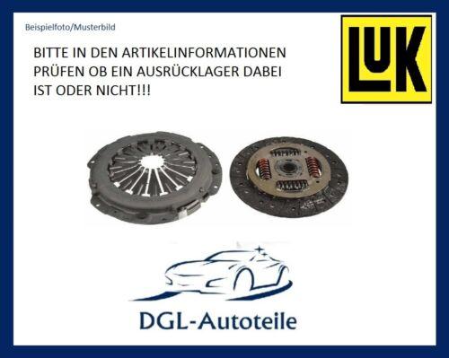 Original Luk Kupplungssatz für Opel LUK 620033400