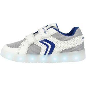 Analytique Geox J Kommodor B. A Gs Chaussures Del Enfants Sport Sneaker White J925pa014buc0293-93fr-fr Afficher Le Titre D'origine