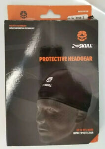 2nd Skull Protective Headgear Impact Absorption Technology Teen//Adult