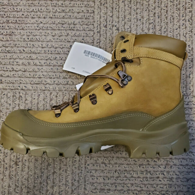a934d062749 BATES US MILITARY ISSUE MOUNTAIN COMBAT HIKER BOOTS Size 11 Regular
