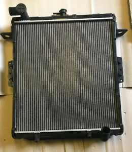 New-Radiator-Truck-Kit-Car-Universal-Lorry