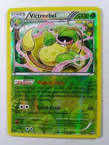 Holo Rare x1 Victreebel 3//111 Reverse Holo Pokemon XY Furious Fists M//NM