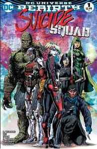 Suicide Squad #1 Jason Fabok Cincinnati Comic Expo Variant
