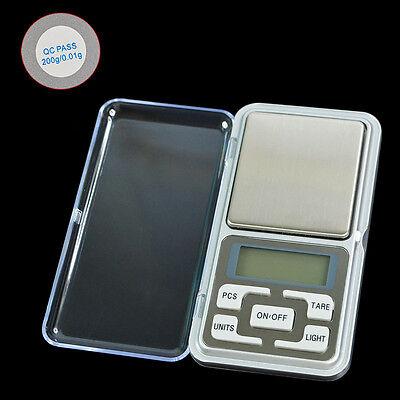 Scale Weight Hot Digital Jewelry 200g x 0.01g 0.1g Balance Electronic Gram Z1H