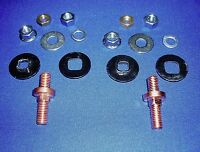 Lincoln Welder Sa-200 Redface Panel Stud Assembly Lsa-1 For Codes Below 8200