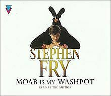 moab is my washpot(abridged cd audio book) by st... | Book | condition very good