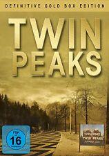 TWIN PEAKS - THE GOLD BOX  10 DVD NEU MICHAEL ONTKEAN/KYLE MACLACHLAN/+