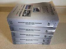 2007 Chrysler Dodge 300 Charger Magnum Service Workshop Repair Shop Manual 07065