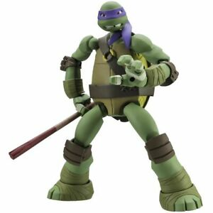 Revoltech-Teenage-Mutant-Ninja-Turtles-DONATELLO-Action-Figure-Kaiyodo-NEW-F-S