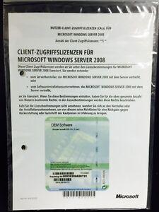 Windows-Server-2008-Erweiterungslizenz-fuer-5-User-SB-OEM-mit-MWST-Rechnung