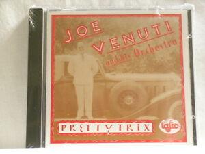 JOE-VENUTI-Pretty-Trix-1934-Louis-Prima-Red-Norvo-Jerry-Colonna-SEALED-CD