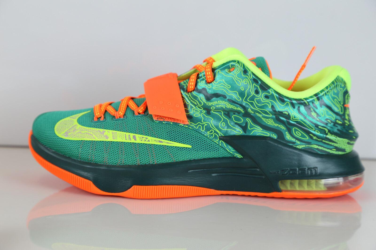 Nike KD VII meteorólogo verde 7 esmeralda 653996-303 9 12 7 verde 6 5 1 baratos zapatos de mujer zapatos de mujer 8f40cb