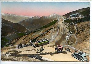 CP-65-Hautes-Pyrenees-Le-Tourmalet-Entree-de-la-Route-du-Pic-du-Midi
