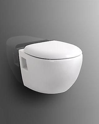 WC - Sitz mit Soft Close und Quick release, weiss NEU