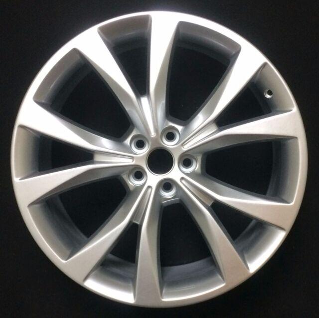 Ford Edge    Y Spoke Silver Factory Oem Wheel Rim