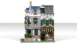 Lego-bookstore-moc-pdf-instructions-modular