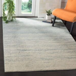 Slate Cream Safavieh Power Loomed Area Rugs Adr113t Ebay