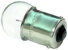 BOX OF 10 X 24V 10W 246 SINGLE CONTACT REAR SIDE LIGHT MARKER LAMP BULBS 246