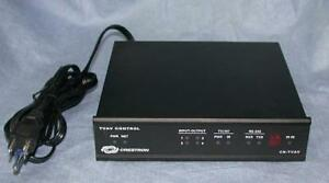 Crestron-CN-TVAV-A-complete-control-interface-for-television-or-other-AV-devices