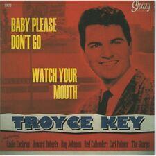 Troyce Key ( with Eddie Cochran ) ( sp ) Baby, please don't go - NEW 45