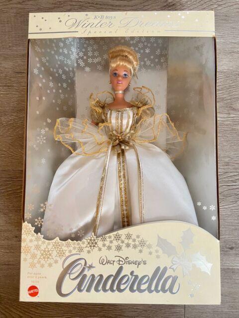 Cinderella Winter Dreams KB Toy Special Edition1997 Mattel
