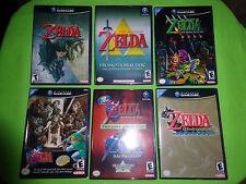 Legend of Zelda: Four Swords Adventures (Nintendo GameCube, 2004)