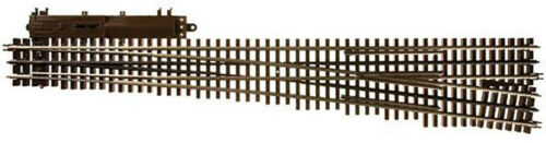 Track Nickel Silver 3-Rail #7.5 Right High-Speed Switch Atlas O Scale 21st Cent