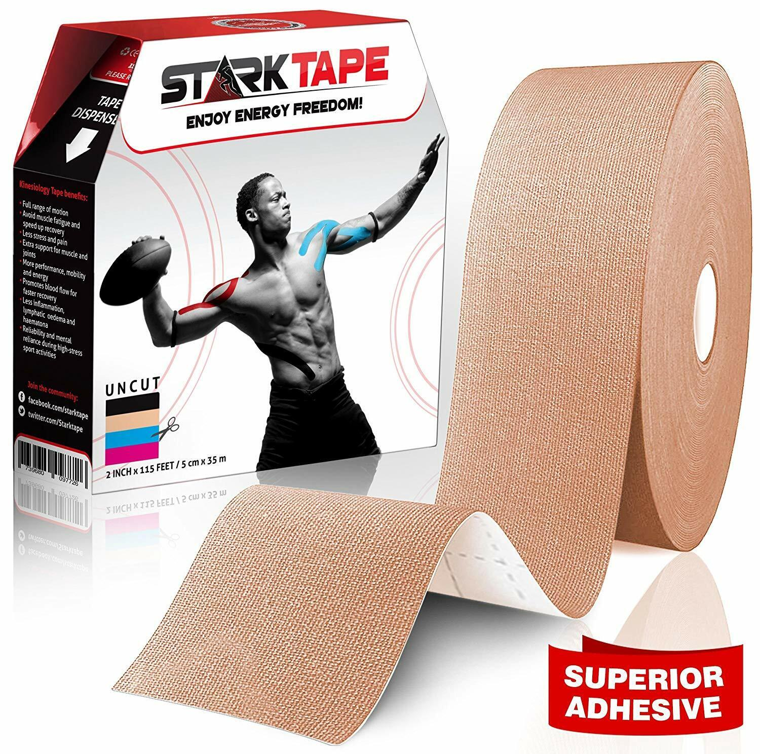 Kinesiology Tape Bulk   Designed to Help Boost Athletic Performance