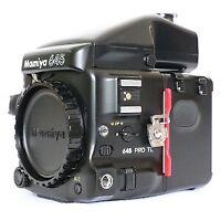 Mamiya 645 Pro TL Film Camera