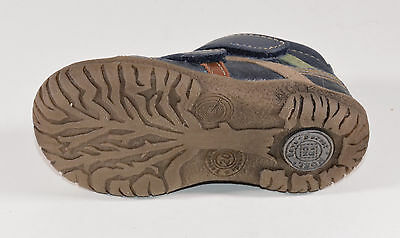 Noel Boys Mini Fluxy Blue Leather Shoes UK 4 EU 20 US 4.5 RRP £44.00