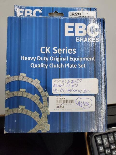 EBC Brakes CK5643 Clutch Friction Plate Kit