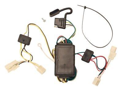 Trailer Wiring Harness Kit For 01-05 Toyota RAV4 All Styles Plug & Play  T-One | eBayeBay