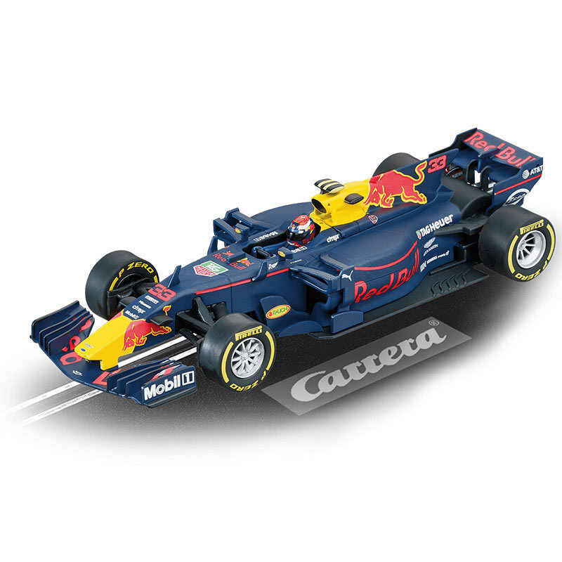 Carrera 27562 Red Bull Racing TAG Heuer RB13 M.Verstappen No 33 - 1 32 Slot Car
