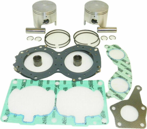 0.50mm Oversize to 84.50mm Bore WSM 010-826-12 Top End Kit 763cc
