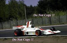 Graham Hill Embassy Racing Shadow DN1 Italian Grand Prix 1973 Photograph 1