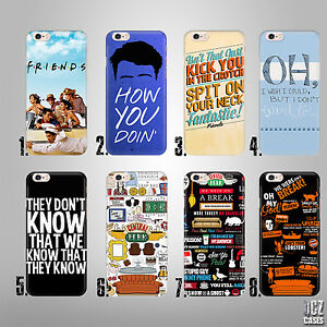 finest selection 5b734 41b48 Details about Friends TV Show Series Sitcom UV Case Cover for iPhone