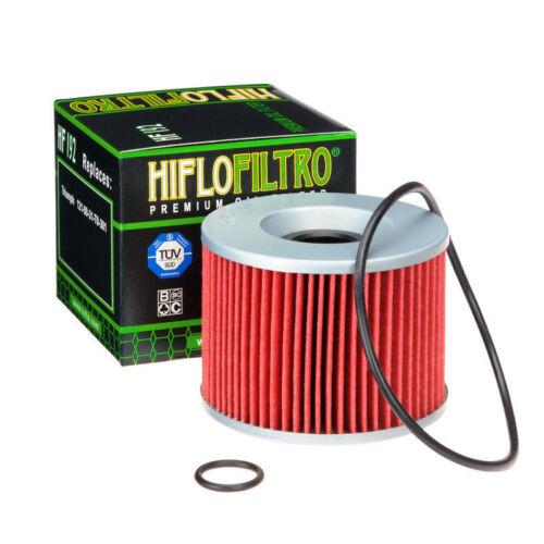 1993 to 1997 HifloFiltro Oil Filter HF192 Triumph Daytona 1200