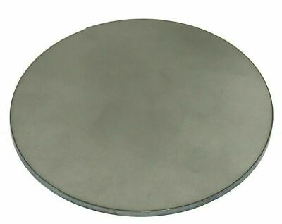 ".0625"" 16ga 1//16"" Stainless Steel 304 Plate Round Circle Disc 10"" Diameter"
